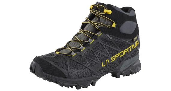 La Sportiva Core GTX Surround Schoenen geel/grijs